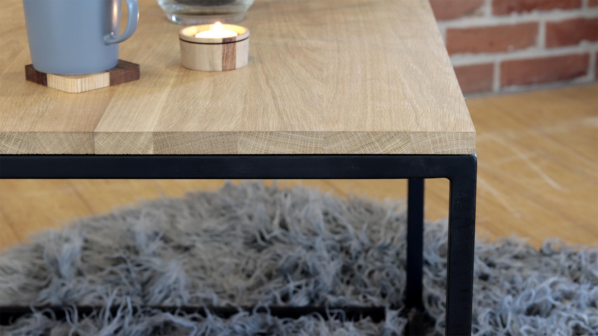 Nowoczesny kawowy stolik