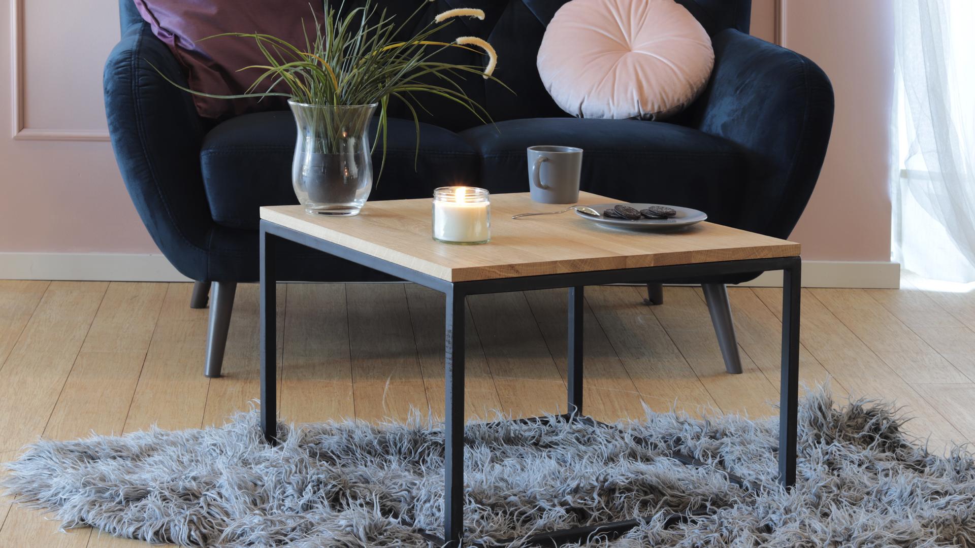 Nowoczesny stół kawowy